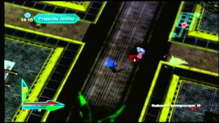 Alien Syndrome (Nintendo Wii) - 10-1