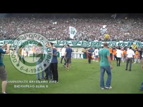 Goiás 2 x 1 Joinville - GOIÁS É BICAMPEÃO - CAMPEONATO BRASILEIRO SÉRIE B 2012