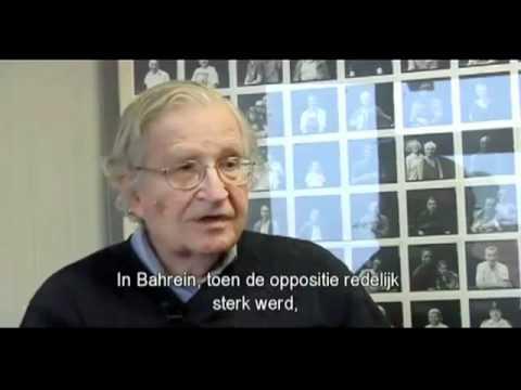 Libya: Chomsky on the hypocrisy of western intervention