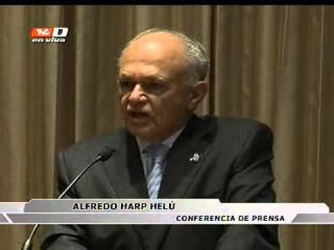 Alfredo Harp Helú, nuevo copropietario de los Padres de San Diego (29-08-2012)