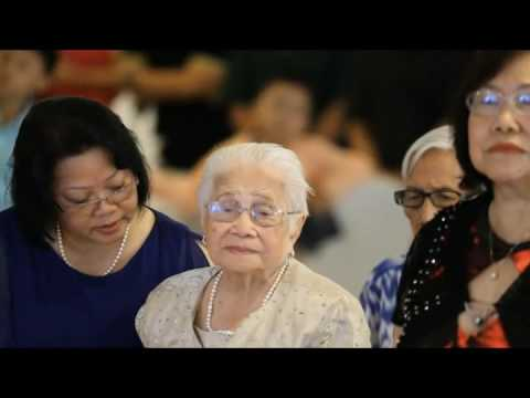 Nanay Menang's 100th Birthday