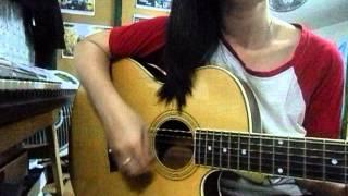 (Guitar cover) Yêu anh dài lâu