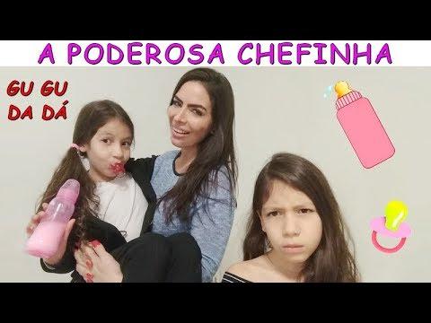 A PODEROSA CHEFINHA