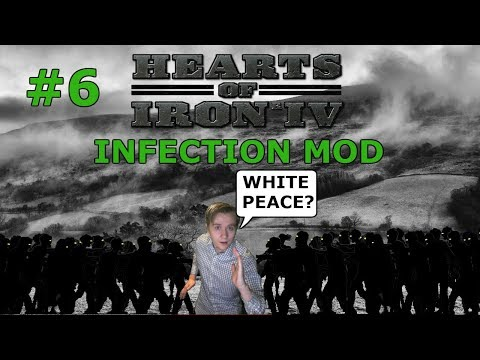 HOI4 - Infection mod - Germany VS Zombies! Part 6 - YouTube