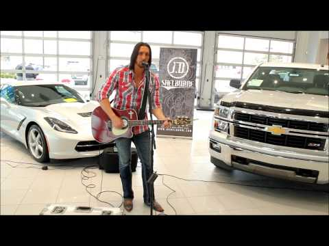 Ask the Chevy Dude: JD Shelburne singing Santa looks a lot like Daddy CHRISTMAS SONG