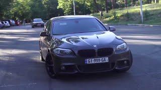 TbilisiDrive - BMW 535i (F10)