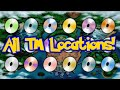 Pokemon Black And White: All TM Locations
