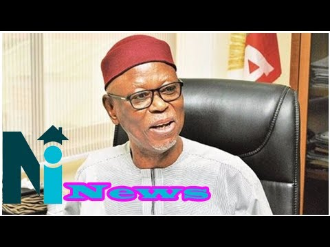 """""""PDP dead and buried"""" - Oyegun - Daily Post Nigeria"""