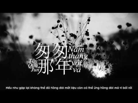 [ Vietsub ] Năm tháng vội vã - Tây Qua Jun || 匆匆那年 -西瓜-Jun