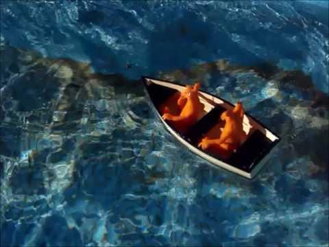 Sailing Xiyos (outdoors claymation)