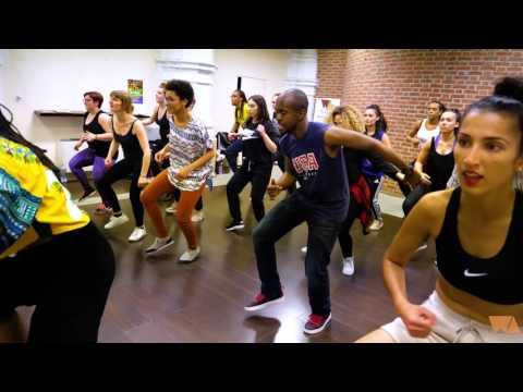 Workshop Afrohouse - 3 mai 2017 Lille - Wawa l'asso - Wakawaka Dance Academy