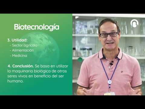 Biotecnología - Ignacio Ballesteros | BIO3