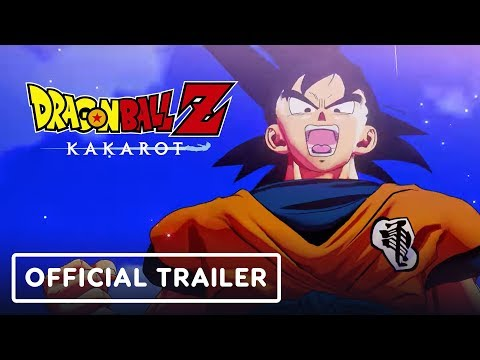 Dragon Ball Z: Kakarot - Cell Saga Trailer - PS4/XB1/PC from YouTube · Duration:  2 minutes 19 seconds