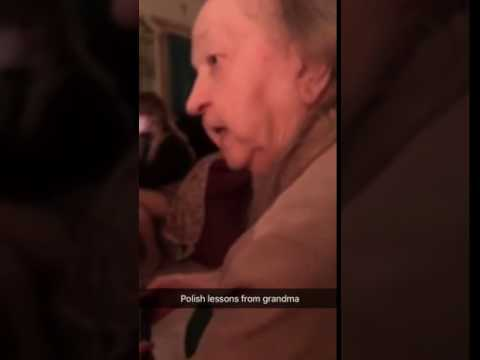 Polish lessons from grandma