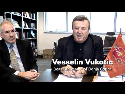 UVU: Economic Ideals to Emerging Montenegro with Paul Dishman