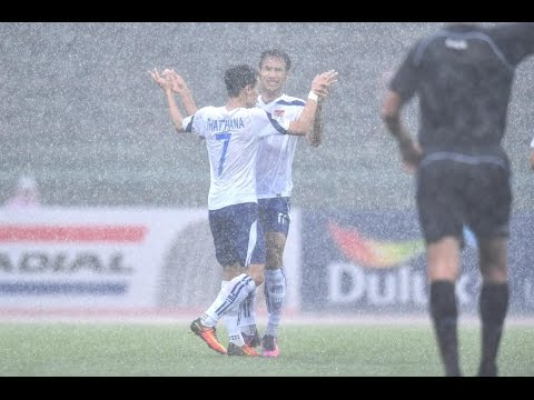 Timor Leste vs Laos (AFF Suzuki Cup 2016: Qualification Round)