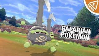 "Sword & Shield's Weezing Pokémon Has the Internet ""Lighting Up""! (Nerdist News w/ Amy Vorphal)"