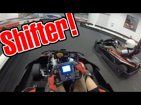 Racing Shifter Karts At K1 Speed! | K1 Speed Carlsbad - YT