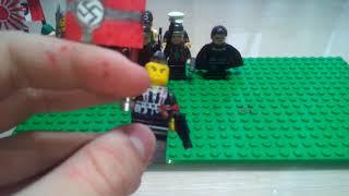 Лего Фигурки Второй Мировой Войны#1  армии стран ОСИ