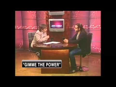 Entrevista Carmen Aristegui a Olallo Rubio   Parte 1 (Gimme the power)