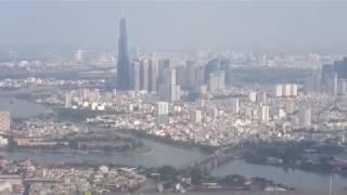 ฉ02:  VIETNAM AIRLINES:   LANDING IN SAIGON