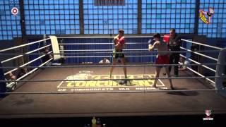 TRANSVAAL EVENT V - Brahim Akdi vs Declon Murray