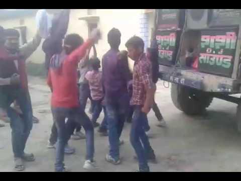 Desi dance on dj aditya