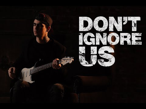 Don't Ignore Us - Синдром Иуды (guitar playthrough)