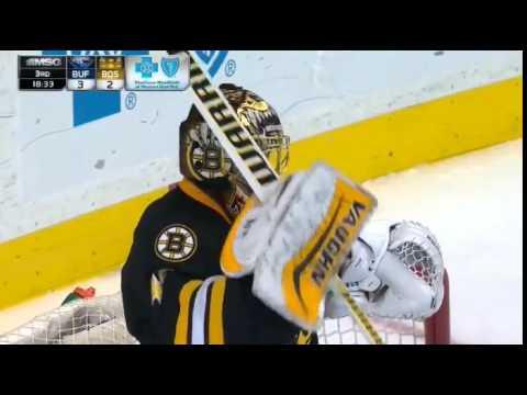 Tim Schaller's first NHL goal