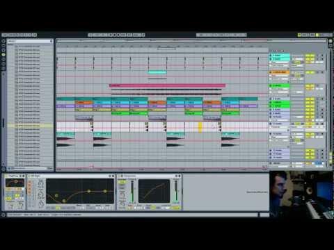 Making a Full-On Psytrance Track Start To...