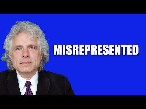 The Misrepresentation of Steven Pinker