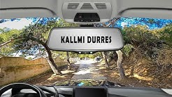 Driving to Kallmi, Durrës - 🇦🇱 Albania 2020 [Roof Cam] 4K