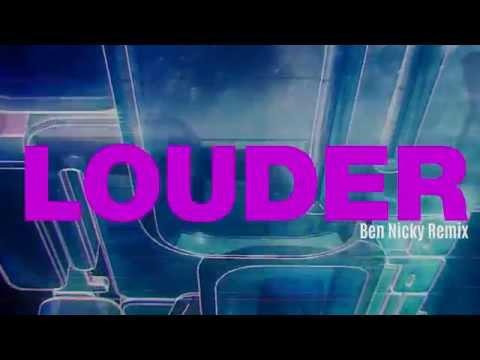 Paul van Dyk & Roger Shah feat. Daphne Khoo - Louder (Ben Nicky Remix)