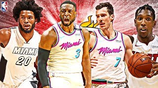 REBUILDING THE 2018-2019 MIAMI HEAT! ROAD TO CHAMPIONSHIP! NBA 2K18 MY LEAGUE