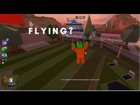 How to fly in jailbreak 2018 PC/MAC