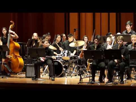 2017-01-18 Lakeside School Music Concert at Benaroya Hall - 01