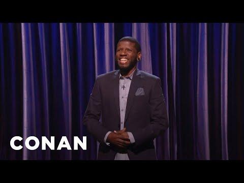 Quincy Jones Stand-Up 04/11/16  - CONAN on TBS