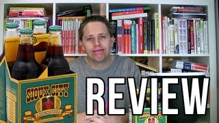 Sioux City Birch Beer Review (Soda Tasting #131)