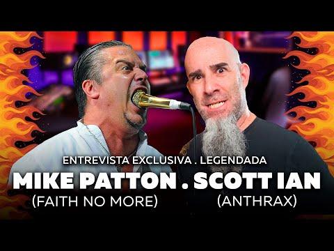 Mike Patton (Faith no More, Mr Bungle) & Scott Ian (Anthrax, Mr Bungle) (Legendado)