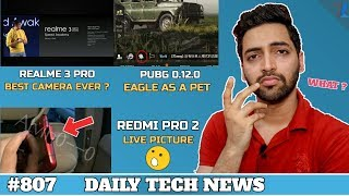 Realme 3 Pro Camera,Redmi Pro 2 Live Pics,PUBG 0.12.0 New,Google Pixel 3a Launch,Fortnite Issues#807