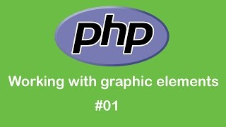 Create a new image - PHP Working with graphic elements