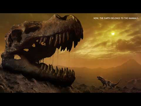 End of and Era - Dinosaur Extinction
