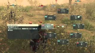 MGS5TPP 16 売国の車列 スカルズを無傷撃破+車両無傷回収+戦闘態勢ゼロ thumbnail