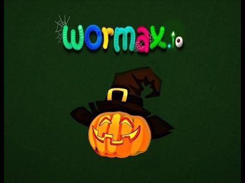 Wormax.io | Halloween Version - Scary Movie #8 | CLAN - [TH] -- Хэллоуин версия - фильм ужасов #8