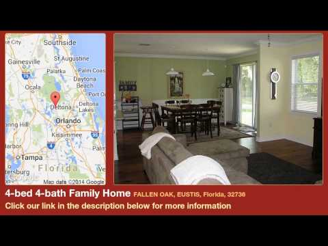 4-bed 4-bath Family Home for Sale in Eustis, Florida on florida-magic.com