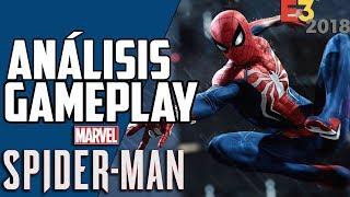 Spider-Man - PS4: Análisis al Gameplay de la conferencia de Sony