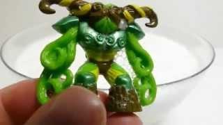 Trò Chơi Bóc Trứng - Magic Monster Toy Surprise Egg Gormiti