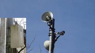 埼玉県飯能市(旧 名栗村)防災行政無線12時 旧音源エーデルワイス