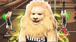 LION MASCOT TURN ME INTO THE BEST PURESHARP!! (MUST WATCH)