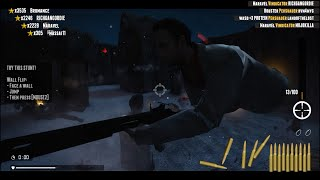 Double Action: Boogaloo-EP1-Multiplayer-FPS-Fun game-Has slo mo like Max Payne games!